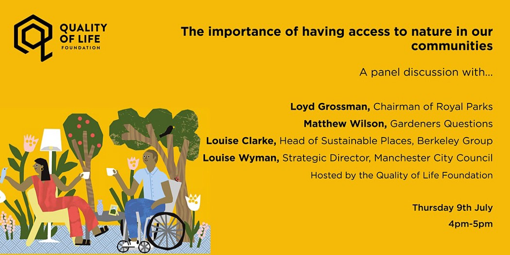 Access to nature: a panel discussion